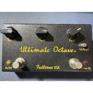 【jijizizi様】 Fulltone ultimate octave(エフェクター)
