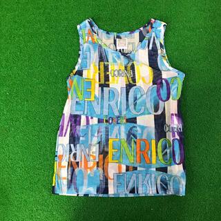 エンリココベリ(ENRICO COVERI)のシアーシャツ キッズ(Tシャツ/カットソー)