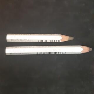 シセイドウ(SHISEIDO (資生堂))の資生堂 眉墨鉛筆 ダークブラウン ブラウン 二本セット アイブロウペンシル(アイブロウペンシル)