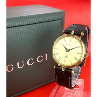 グッチ(Gucci)のグッチ GUCCI シェリーライン ビンテージウォッチ(腕時計(アナログ))