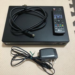 エルジーエレクトロニクス(LG Electronics)のLG BP250ブルーレイDVDプレーヤー(ブルーレイプレイヤー)