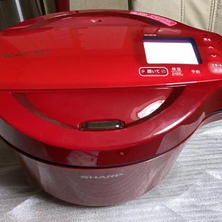 SHARP - ヘルシオ ホットクック KN-HW16F-R