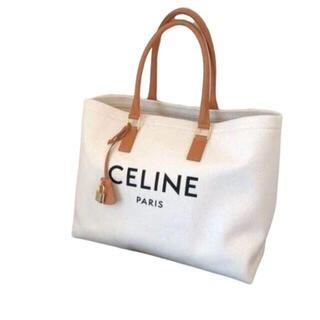 セリーヌ(celine)のセリーヌ CELINE キャンバス トートバッグ(美容液)