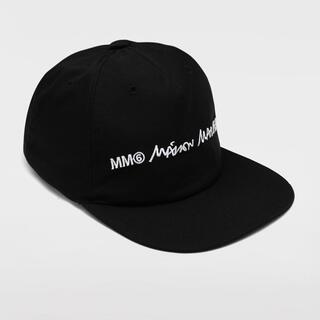 Maison Martin Margiela - Maison Martin Margiela キャップ