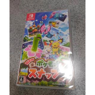 Nintendo Switch - 【新品未開封】 New ポケモンスナップ Switch