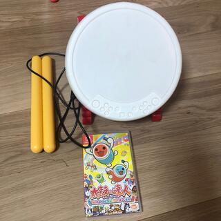 Nintendo Switch - 太鼓の達人 Nintendo Switchば~じょん!太鼓とバチ セット