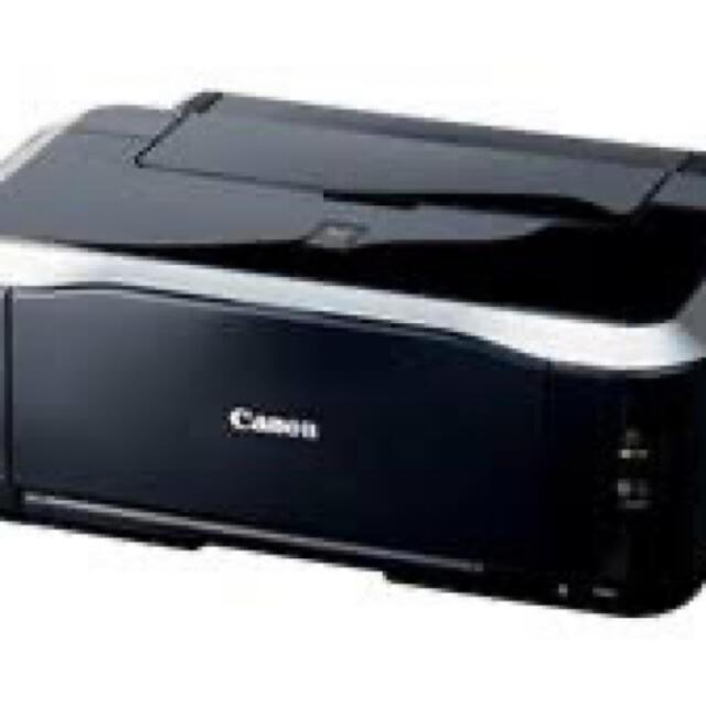 Canon(キヤノン)のキャノンプリンタ iP4830 スマホ/家電/カメラのPC/タブレット(PC周辺機器)の商品写真