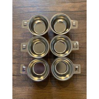 アムウェイ(Amway)の万能カップ  クイーンクックウェア  6個セット(調理道具/製菓道具)