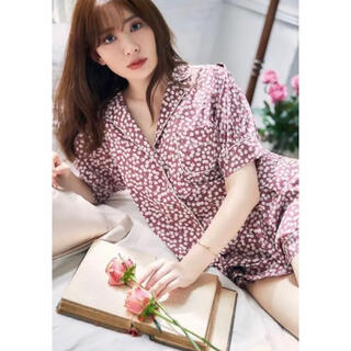 Herlipto Cherry Pattern PJ Set