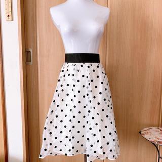 レストローズ(L'EST ROSE)のL'EST ROSE スカート(ひざ丈スカート)