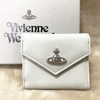 Vivienne Westwood - 新品♡Vivienne Westwood VICTORIA レザー 三つ折り財布