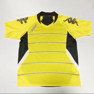 カッパ(Kappa)の【kappa】フットサルTシャツ(ウェア)