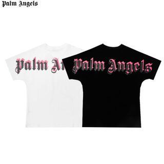 パーム(PALM)のPalm Angels パームエンジェルス Tシャツ 半袖0302(Tシャツ/カットソー(半袖/袖なし))