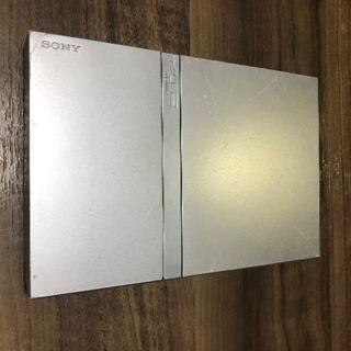 SONY - 【送料込】【ジャンク扱】PlayStation 2本体(薄型)