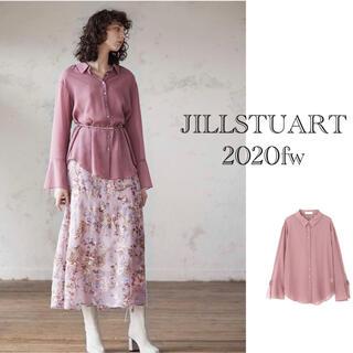 JILLSTUART - JILLSTUART♡ 2020fw シアーシャツ