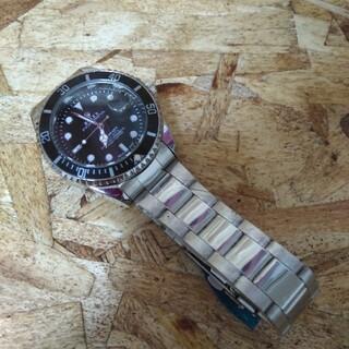 限定販売 サブマリーナ腕時計 新品未使用 電池式?