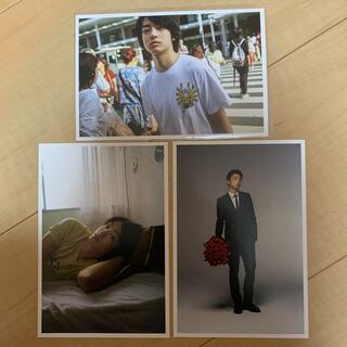 新品未使用G健太郎 伊藤健太郎 非売品ポストカード3点限定グッズ 写真集(男性タレント)