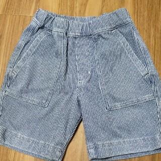 UNIQLO - ユニクロ ショートパンツ 半ズボン 男の子 女の子 100