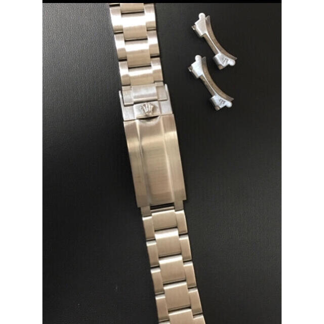 ROLEX(ロレックス)の★激レア★新型サブマリーナ用★ブレス★20mm★新品未使用品★★ メンズの時計(金属ベルト)の商品写真