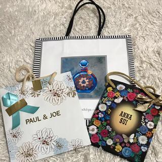 PAUL & JOE - ポール&ジョー sukiya ANNA SUI ショッパー ショップ袋
