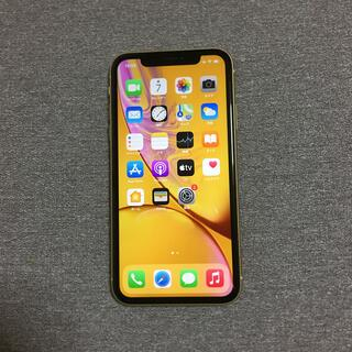 iPhone XR 64GB SIMフリー 美品