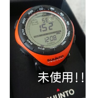 SUUNTO - ☆未使用!国内正規品!スント ベクター オレンジ
