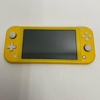 Nintendo Switch - Switch lite スイッチライト イエロー 本体