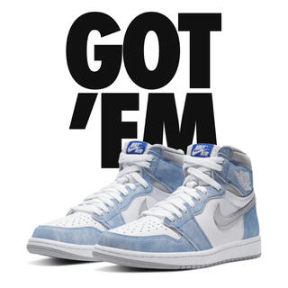 "NIKE - NIKE AIR JORDAN 1  ""HYPER ROYAL"""