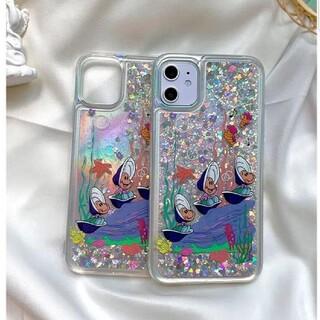 【新品】 オイスターズ 巻貝 iphoneケース iPhone11 pro SE