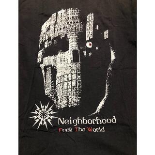 NEIGHBORHOOD - NEIGHBORHOOD ネイバーフッド Tシャツ サイズXL ブラック