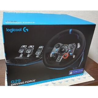 【7%OFF本日まで!】新品Logicool G29 ハンコン