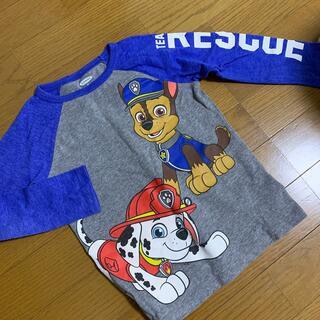 オールドネイビー(Old Navy)のパウパトロール☆ロンT サイズ110(Tシャツ/カットソー)