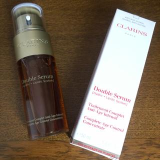 CLARINS - クラランスダブルセーラムEX50ml
