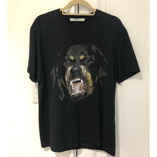 GIVENCHY - GIVENCHY ジバンシー 大人気 ロットワイラー Tシャツ プリントT