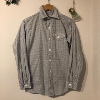 ポストオーバーオールズ(POST OVERALLS)のPOST チェックシャツ(シャツ)