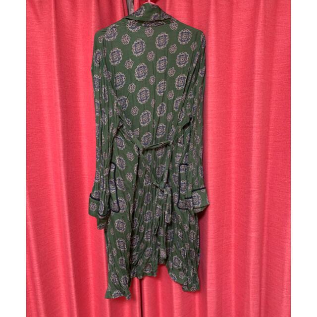 moussy(マウジー)のマウジー ガウンシャツ レディースのトップス(シャツ/ブラウス(長袖/七分))の商品写真