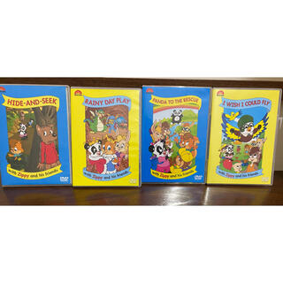 Disney - 新品ディズニー英語システム非売品Zippy & his frends DVD