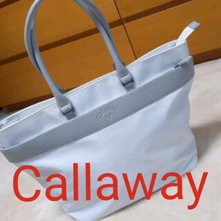 キャロウェイゴルフ(Callaway Golf)の使用数回 キャロウェイ Callaway トートバッグ(バッグ)