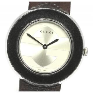 グッチ(Gucci)のグッチ Uプレイ   129.4/YA129417 ボーイズ 【中古】(腕時計(アナログ))
