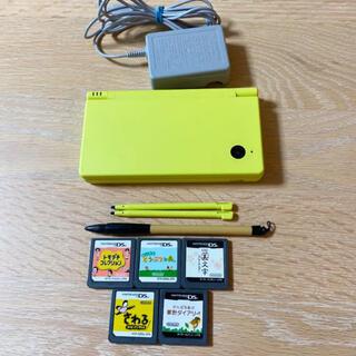 任天堂 - 任天堂 DS DSi 本体ソフトセット
