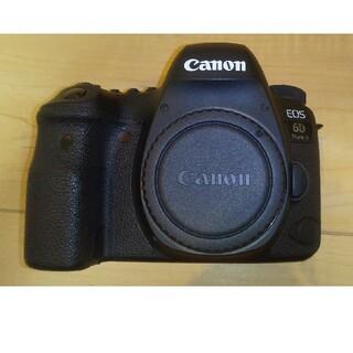 キヤノン(Canon)のミズカ様専用☆Canon EOS 6D mark2 中古(デジタル一眼)