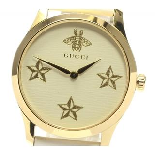 グッチ(Gucci)の☆極美品 グッチ Gタイムレス Bee メンズ 【中古】(腕時計(アナログ))