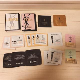 イヴサンローランボーテ(Yves Saint Laurent Beaute)のイヴ・サンローラン シャネル 試供品 まとめ売り(サンプル/トライアルキット)