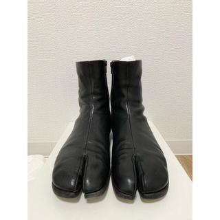 マルタンマルジェラ(Maison Martin Margiela)の美品 マルジェラ 足袋ブーツ(ブーツ)