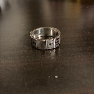 エフエーエル(F.A.L)のF.A.L IVCオールアラウンドリング FAL シルバーアクセサリー 指輪(リング(指輪))