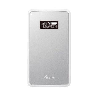 NEC - 新品未開封 NEC LTEモバイルルーター Aterm MP02LN  シルバー