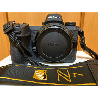 Nikon - Nikon Z7ボディ(プレミアムストラップ付)
