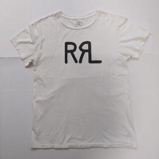 RRL - 【定番】RRL(ダブルアールエル)Tシャツ 半袖 ロゴT カットソー メンズ
