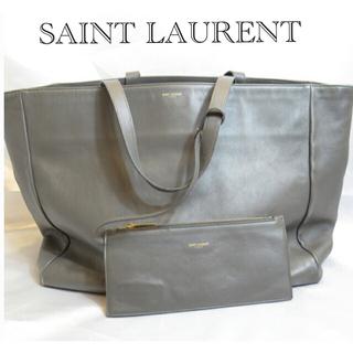 サンローラン(Saint Laurent)のサンローラン  リバーシブルレザートートバッグ(トートバッグ)