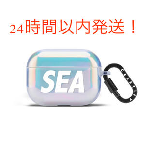 wind and sea casetify AirPods Proケース